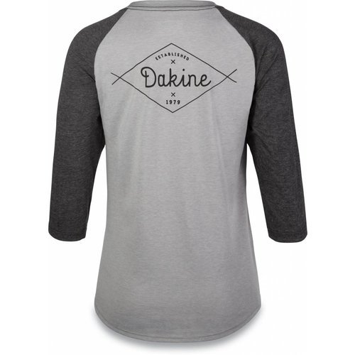 Dakine Womens Raglan 3/4 Tech Tee