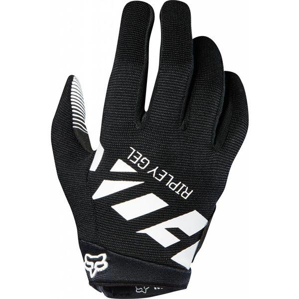 Fox Ripley Gel Glove Black/ White -