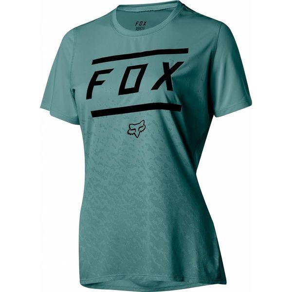 Fox Ripley SS Bars Jersey Pine -