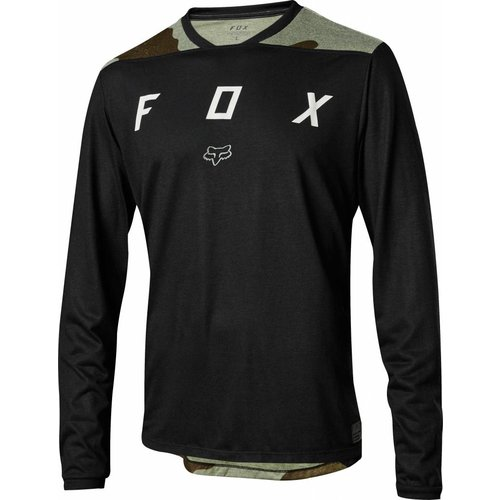 Fox Head Europe Fox Indicator LS Mash Jersey