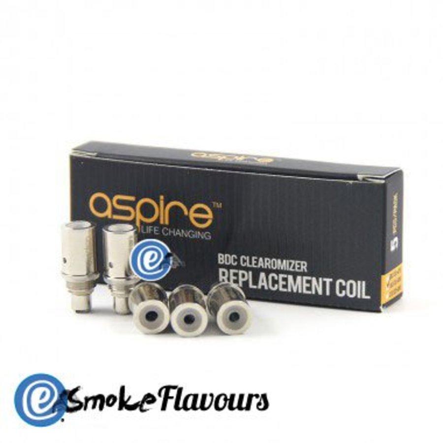 Aspire BDC Coils