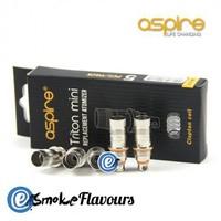 Aspire Triton Mini / Nautilus Clapton Coils