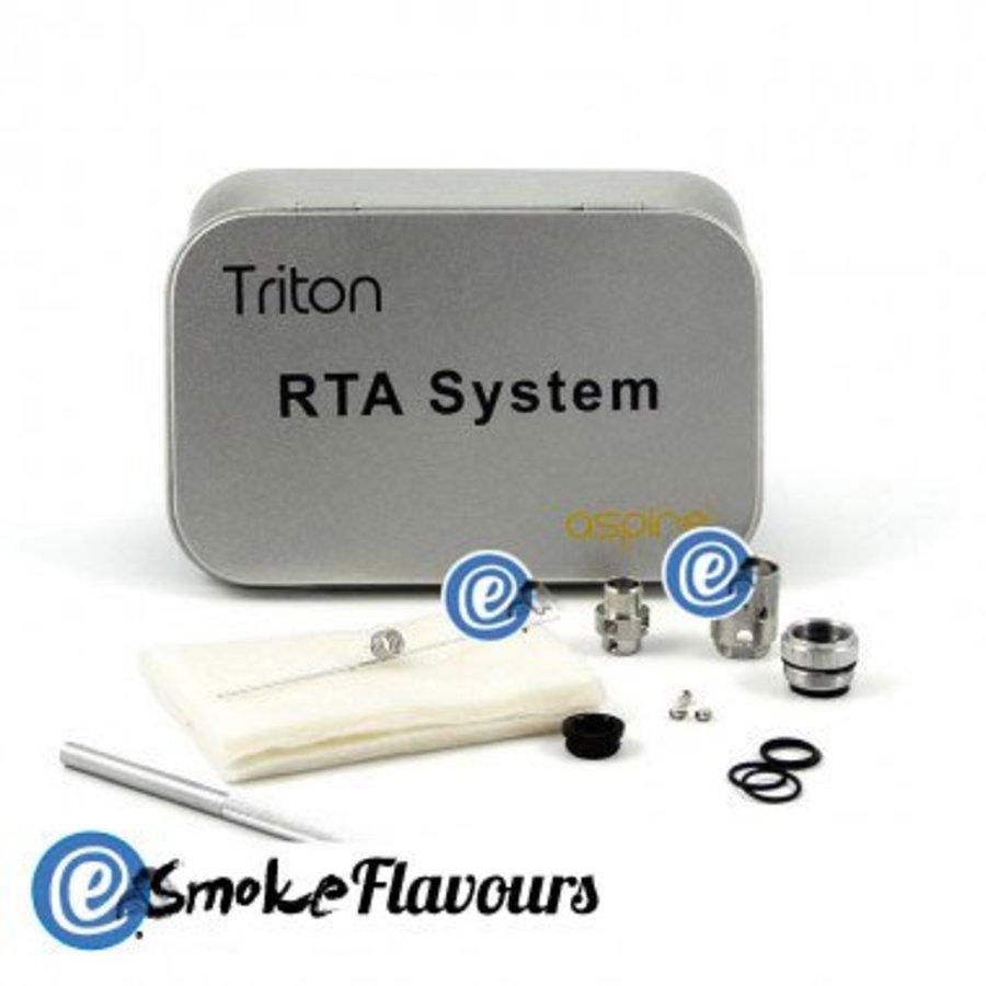 Aspire Triton RTA System (RBA Kit)
