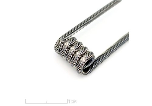 Herbaltides 6x Alien Coils Coils: 0.25 Ω