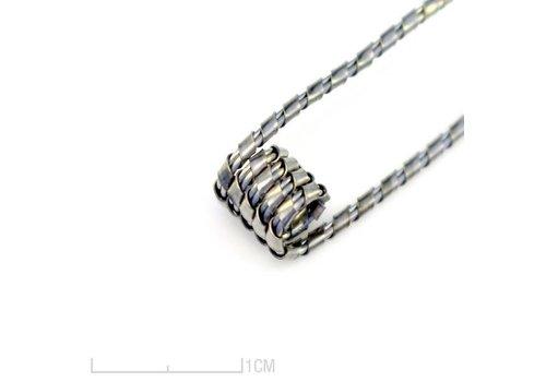 Herbaltides 6x Railroad Coils Coils: 0.31 Ω