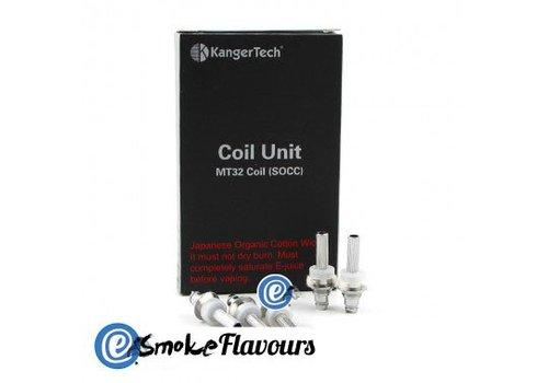 Kangertech Organic Cotton Coils (SOCC)