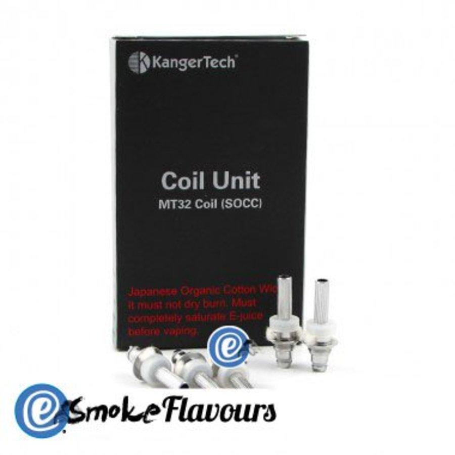 Kanger Organic Cotton Coils (SOCC)