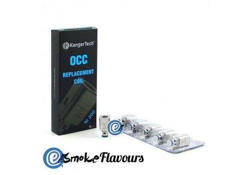 Kangertech Subtank OCC Temperature Sensing Coils (TSC Ni200)