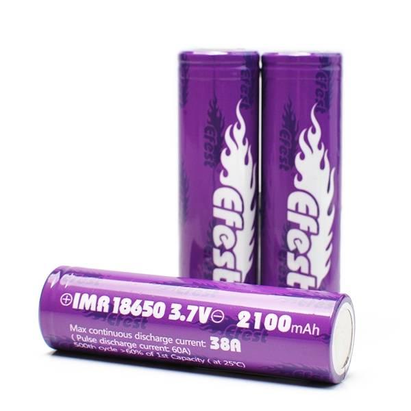 Mod Batterijen elektrisch roken