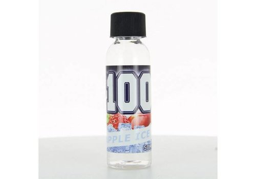 The Big 100 Strapple Ice E-Liquid