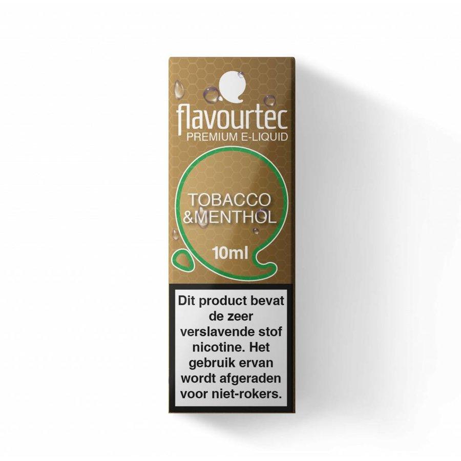 Flavourtec Tobacco & Menthol E-Liquid