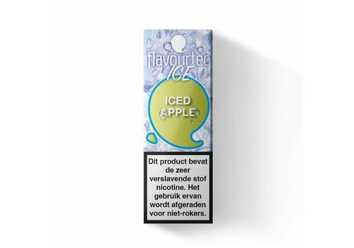 Flavourtec Iced Apple E-Liquid
