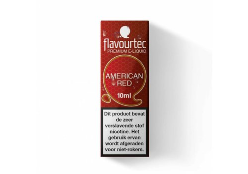 Flavourtec American Red E-liquid