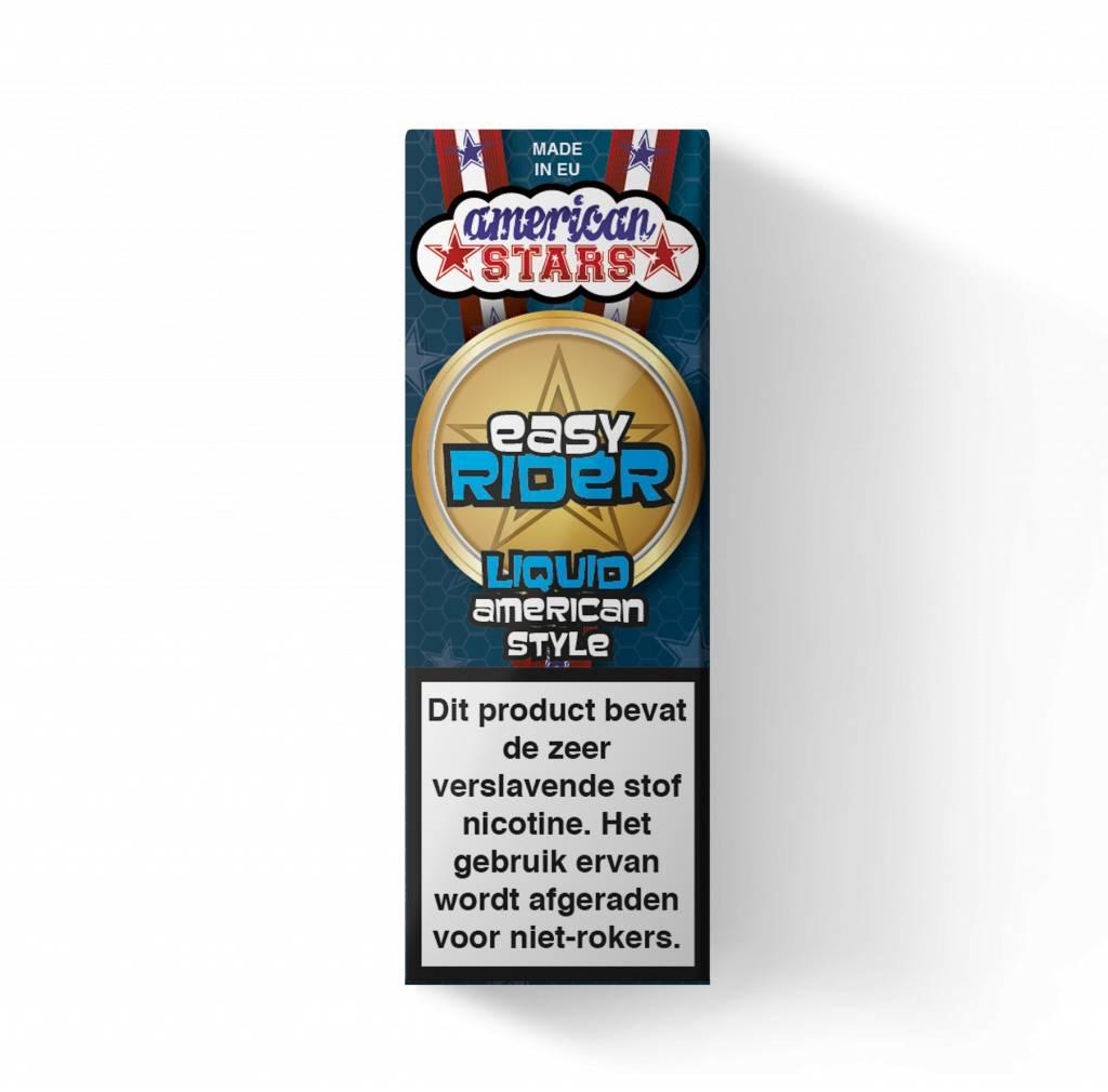 American Stars e-liquid American Stars Easy Rider E-Liquid