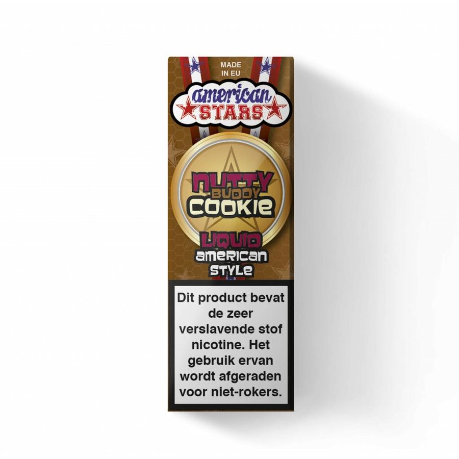 American Stars Nutty Buddy Cookie E-Liquid