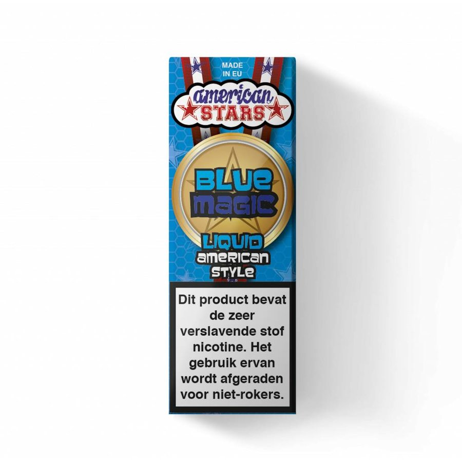 American Stars Blue Magic E-Liquid