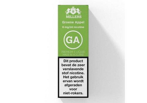 Millers Groene-Appel E-Liquid