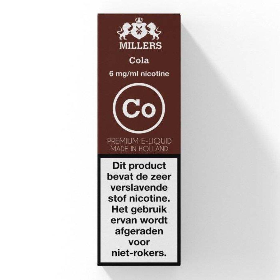 Millers Cola E-Liquid