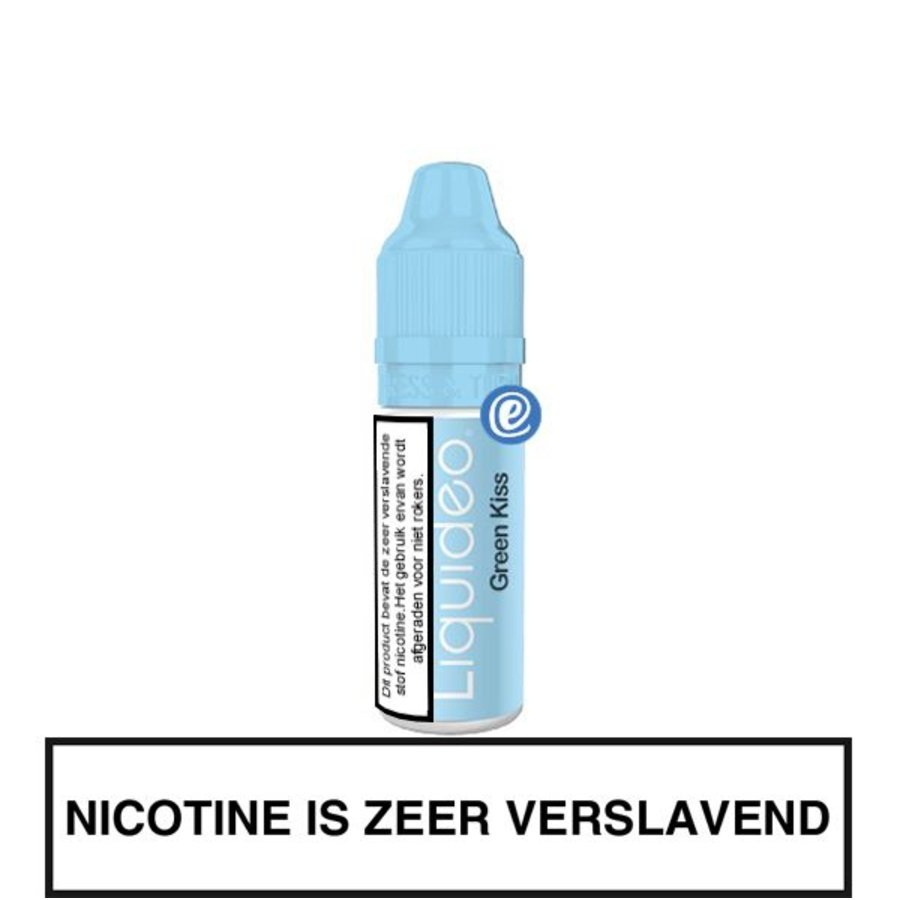Liquideo Green Kiss E-Liquid