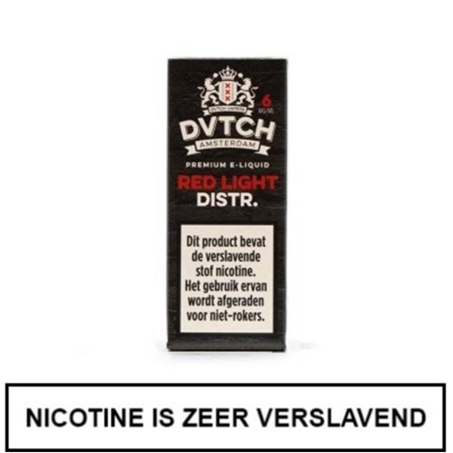 DVTCH Amsterdam E-liquid Red Light District