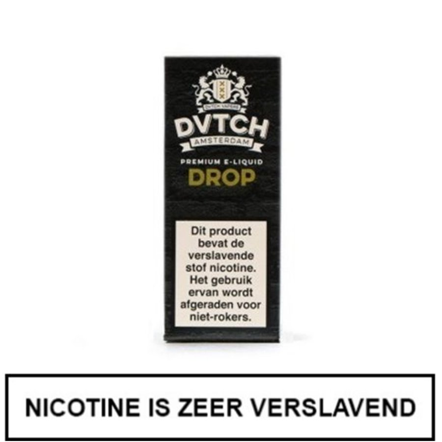 DVTCH Amsterdam E-liquid Drop