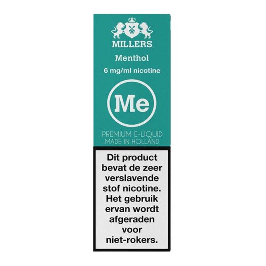 Millers Menthol E-Liquid