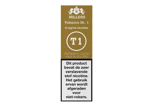 Millers Tobacco-nr-1 E-Liquid