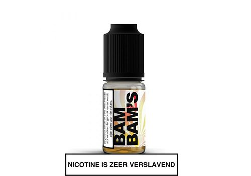Bambam's Captain Cannoli E-Liquid