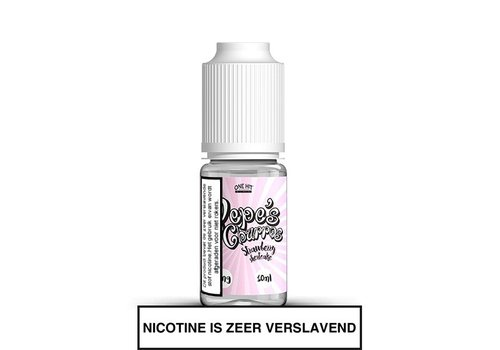 Pepe's Churros Strawberry Shortcake E-Liquid