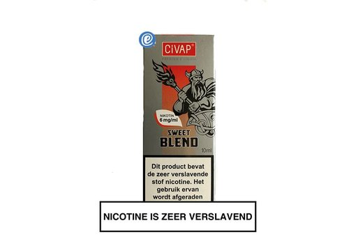 CiVAP Sweet Blend E-Liquid