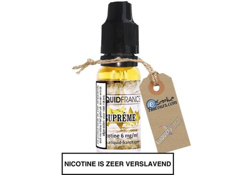 E-Liquid France Suprême E-Liquid