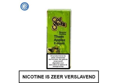 Coil Glaze Them Applez E-Liquid