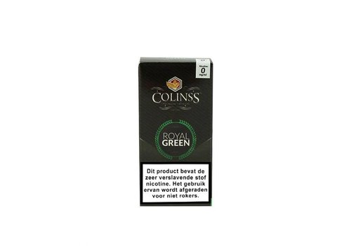 Colinss Royal Green E-Liquid