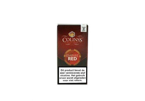 Colinss Empire Red E-Liquid