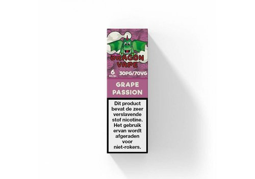 Dragon Vape Grape Passion E-Liquid