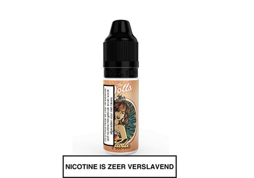 XBud Dolls Paola E-Liquid
