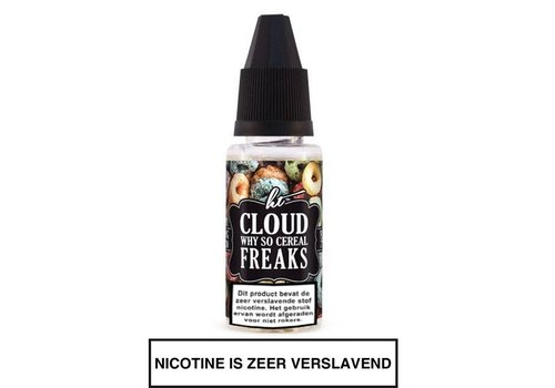 Herbaltides Why So Cereal Cloud E-Liquid
