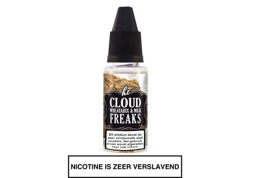 Herbaltides Wheatabix & Milk Cloud E-Liquid
