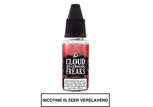 Herbaltides Red Lemonade Cloud E-Liquid