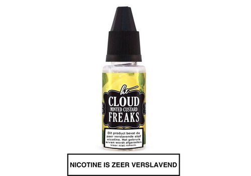 Herbaltides Minted Custard Cloud E-Liquid