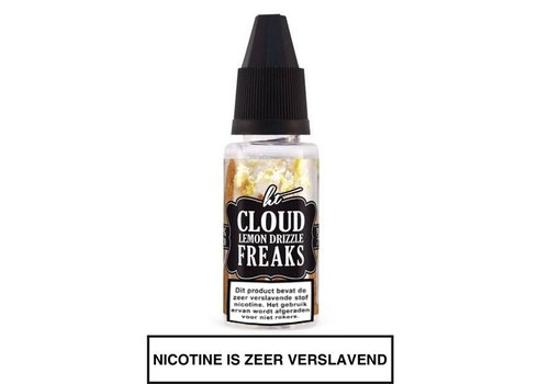 Herbaltides Lemon Drizzle Cake Cloud E-Liquid