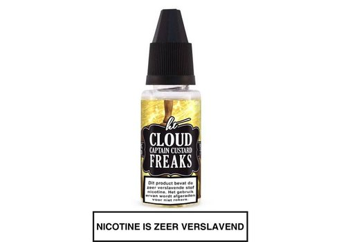 Herbaltides Captain Custard Cloud E-Liquid