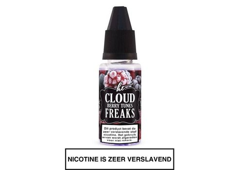 Herbaltides Berry Tunes Cloud E-Liquid