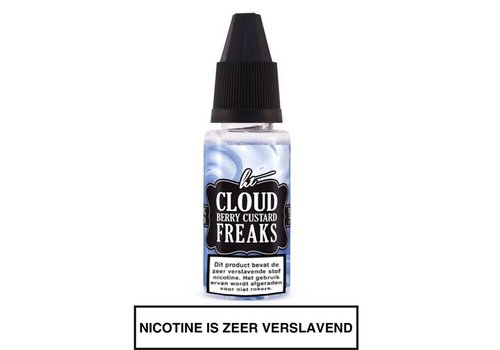 Herbaltides Berry Custard Cloud E-Liquid
