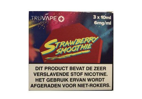 TruVape+ Strawberry Smoothie E-Liquid(3x10ml)