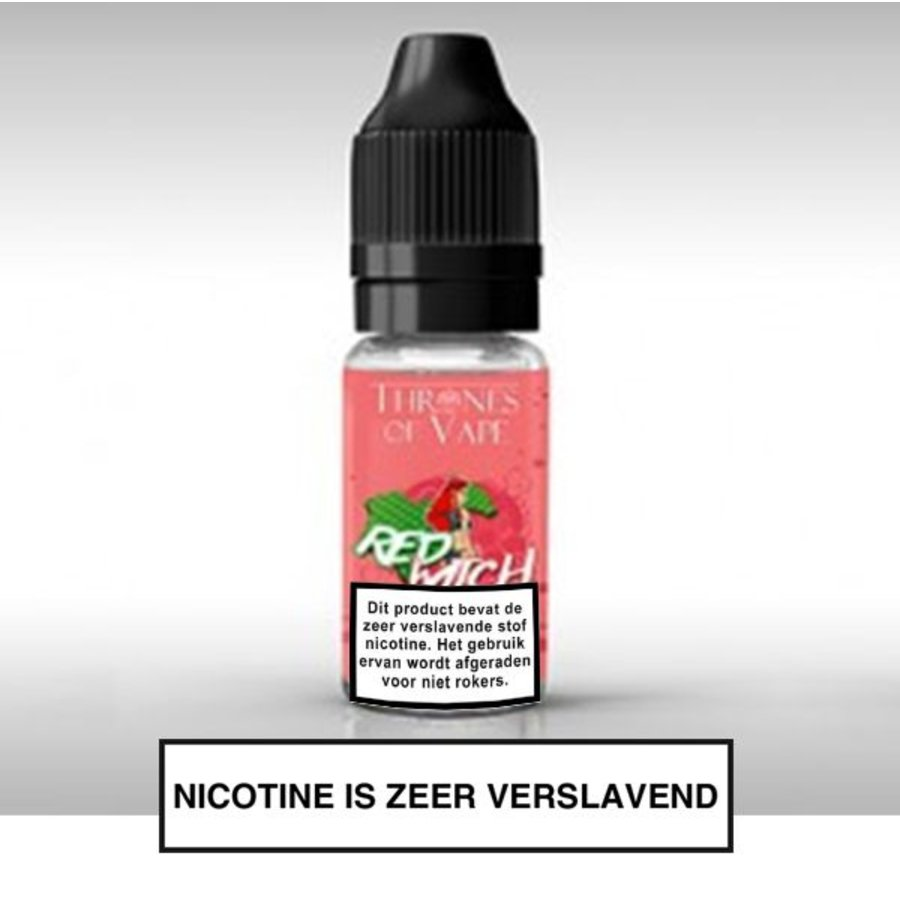 Thrones of Vape Red Witch E-Liquid