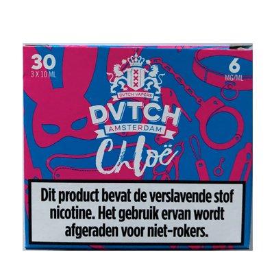 DVTCH Amsterdam E-liquid DVTCH Amsterdam E-liquid Chloë (3x10ml)