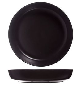 Cosy & Trendy Bord zwart Cosy & Trendy Okinawa 15cm 682199