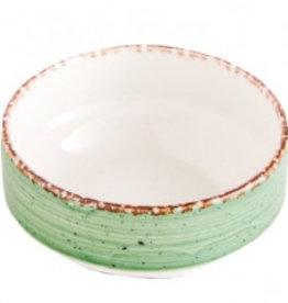 Güral Porselen Kom porselein groen 12cm Gural Ent E616980