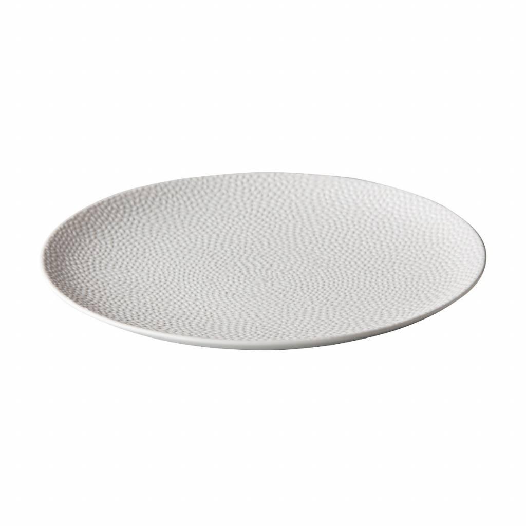 Q Authenic Porselein Bord 27cm Q-Authentic Polar 616506